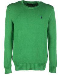 Ralph Lauren Sweater - Groen