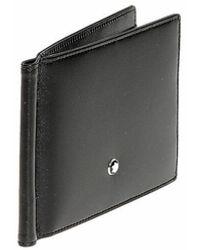 Montblanc Wallet Negro