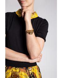 Moschino Teddy bear bracelet - Giallo