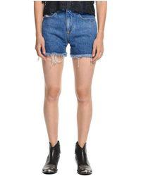 DIESEL Shorts - Blauw
