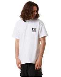 Carhartt WIP - Wavy State T-shirt - Lyst
