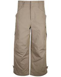 Bottega Veneta Shorts - Naturel