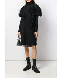 Ienki Ienki - Dress Negro - Lyst