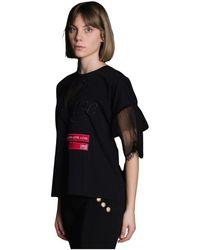 Class Roberto Cavalli T-shirt - Noir