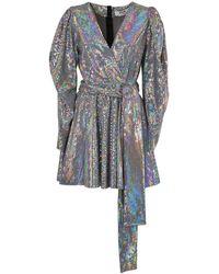 MSGM Dress - Grijs