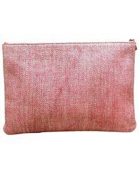 Chanel Vintage Clutch bag - Rose