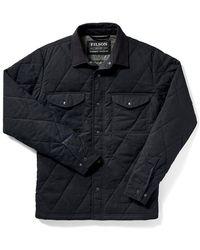 Filson Hyder Quilted Jacket - Blu