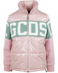 Gcds Coat - Roze
