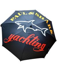 Paul & Shark Umbrella - Blau