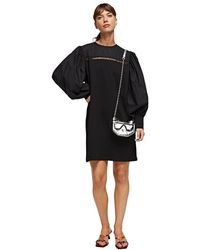 Karl Lagerfeld Dress - Zwart