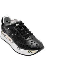 PT01 Sneakers - Zwart