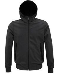 Rrd Thermisch Gehechte Jacket Hood - Zwart