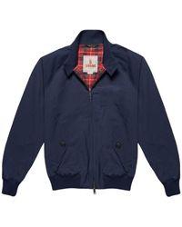 Baracuta Coats - Blauw