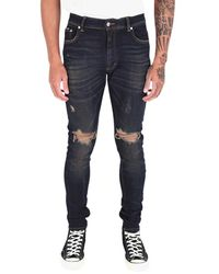 Represent 'destroyer' Jeans - Blauw