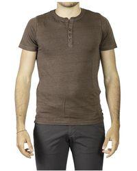 Jeordie's T-shirt - Marron