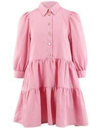 Essentiel Antwerp Dress - Roze