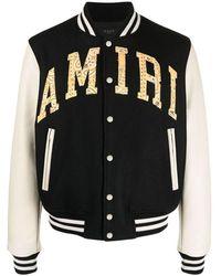Amiri Jacket - Zwart