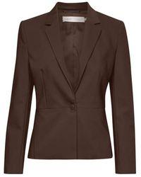 Inwear Zella Blazer 30104280 - Braun