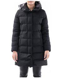 Woolrich Down Jacket - Zwart