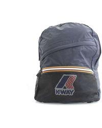 K-Way Backpack K006x60 - Blauw