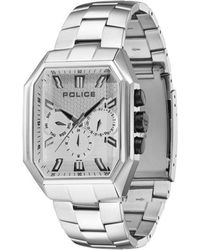 Police Watch Pl.13166js_04m - Grijs
