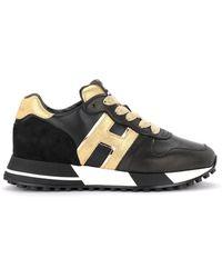 Hogan H383 Sneaker - Zwart