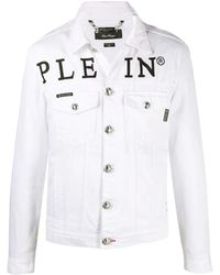 Philipp Plein Jacket - Wit