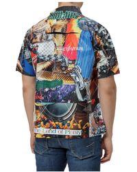 Tigran Avetisyan Printed Shirt - Nero