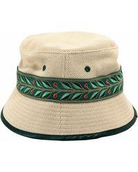 CASABLANCA Hat As21hat003 - Naturel