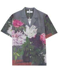 Soulland Orson Shirt - Grijs