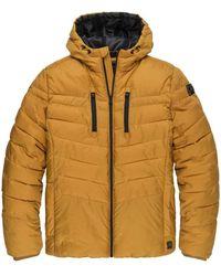 PME LEGEND Zip Jacket Taffetar Skycontrol Inca - Oranje