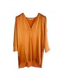 Shirt C-zero Blusa Shrit - Orange