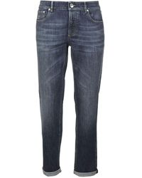 Brunello Cucinelli Jeans - Blu