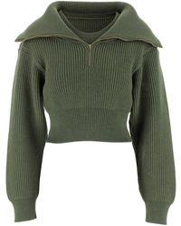Jacquemus Sweater - Verde