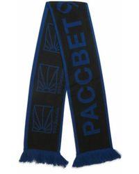 Rassvet (PACCBET) Acrylic Scarf Knit - Zwart
