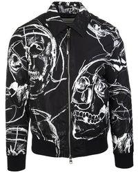 Alexander McQueen - Jacket - Lyst