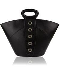 Pomikaki Market Big Handbag - Noir
