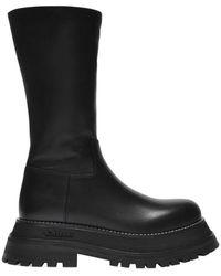 Burberry Jeffy Boots - Nero