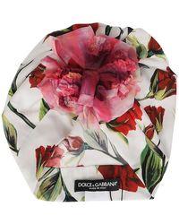 Dolce & Gabbana Hat - Rouge