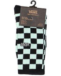 Vans Checkerboard Socks - Wit