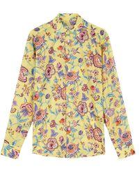 Etro Shirt - Geel
