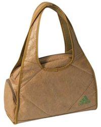 adidas Weekend Bag Pequeño. - Bruin