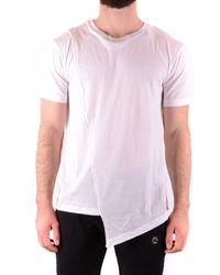 Les Hommes T-shirt - Wit