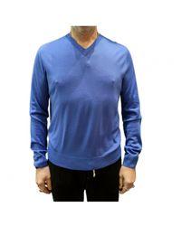 Paul Smith Sweater - Blu