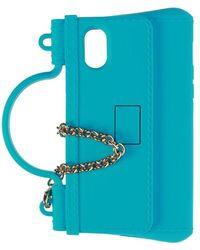 Dolce & Gabbana Iphone X Case - Blauw
