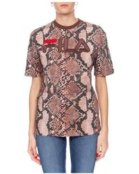 Fila T-shirts And Polos - Roze