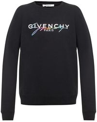 Givenchy Branded Sweatshirt - Zwart