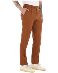Lubiam - Trousers - Lyst
