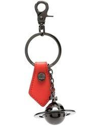Vivienne Westwood Keychain - Rot