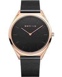 Bering Watch 17039-166 - Schwarz